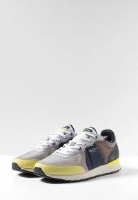 Pepe Jeans - TINKER PRO SUP - Sneakersy niskie - light grey - 2
