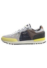 Pepe Jeans - TINKER PRO SUP - Sneakersy niskie - light grey - 0