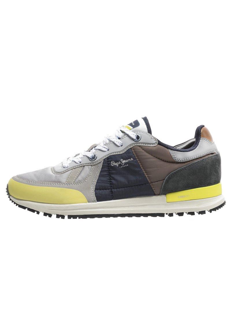Pepe Jeans - TINKER PRO SUP - Sneakersy niskie - light grey