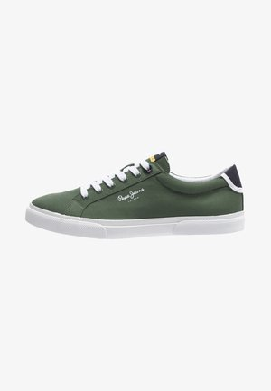 Sneakersy niskie - cake green