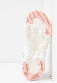 Pepe Jeans - SINYU GIRL IRIDISCENT - Sneakersy niskie - white - 5