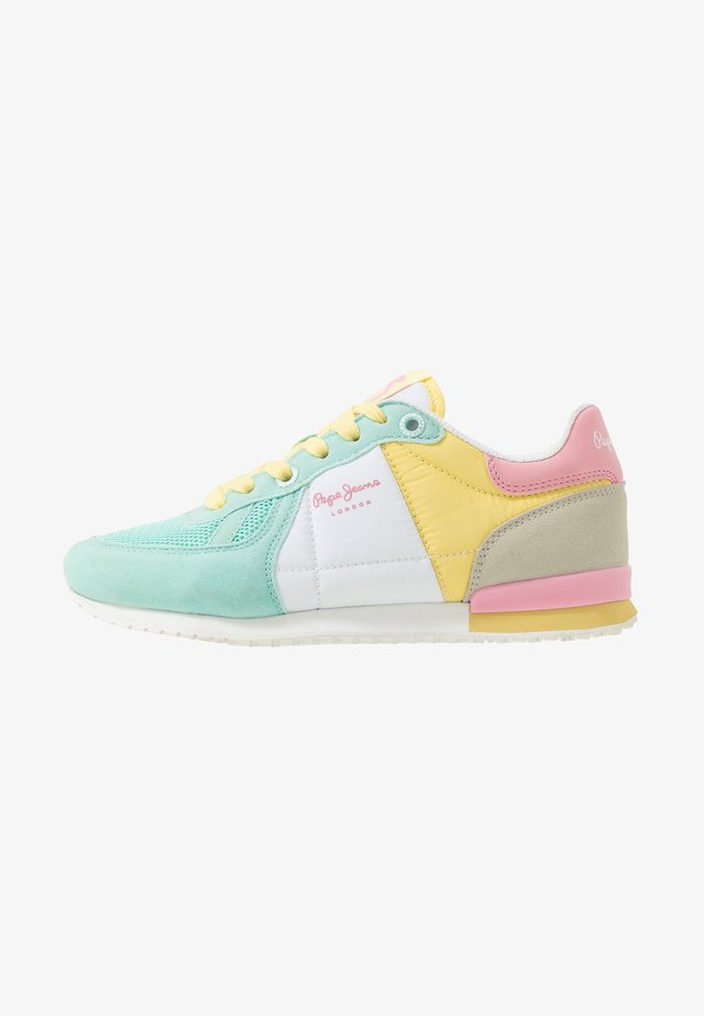 SYDNEY GIRL - Trainers - light water green