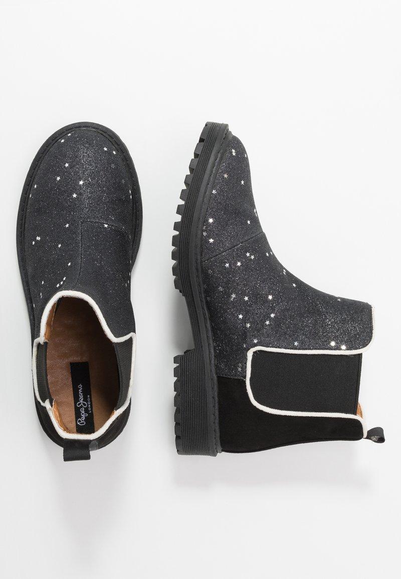 Pepe Jeans - HATTON STARS - Stiefelette - black