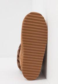 Pepe Jeans - LEOPARD - Kotníkové boty - tobacco - 5