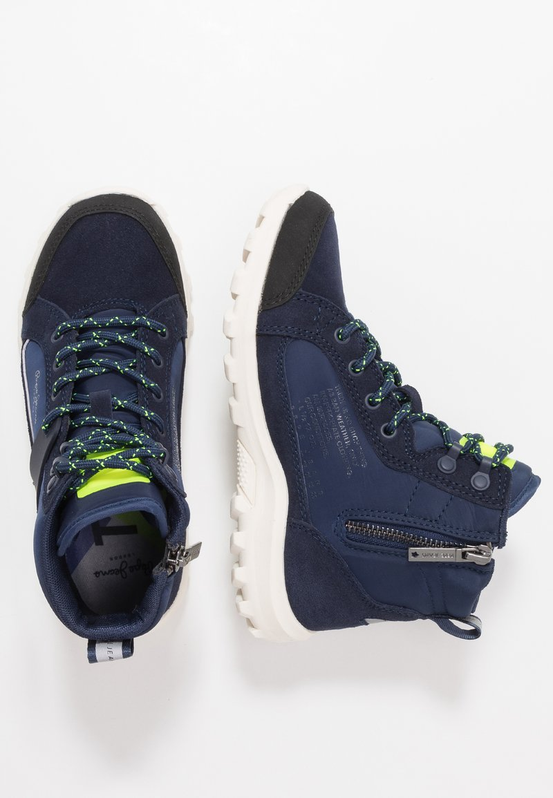 Pepe Jeans - ARCADE TREK - Classic ankle boots - navy