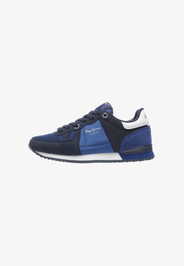 Pepe Jeans - SYDNEY BASIC - Trainers - blue