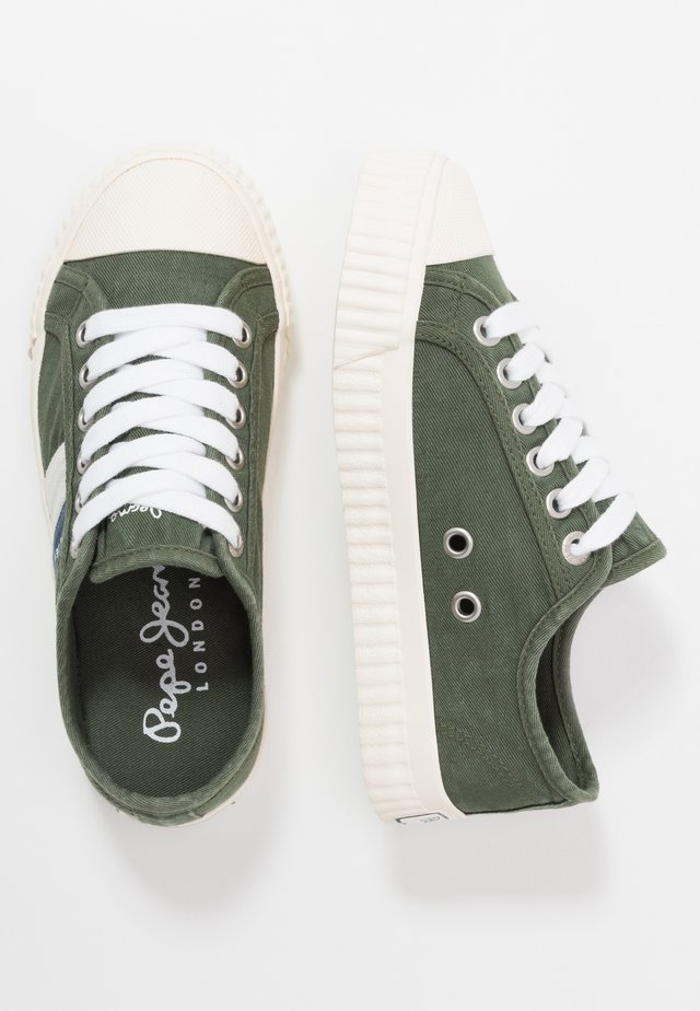 MALIBU JUNIOR - Zapatillas - khaki green