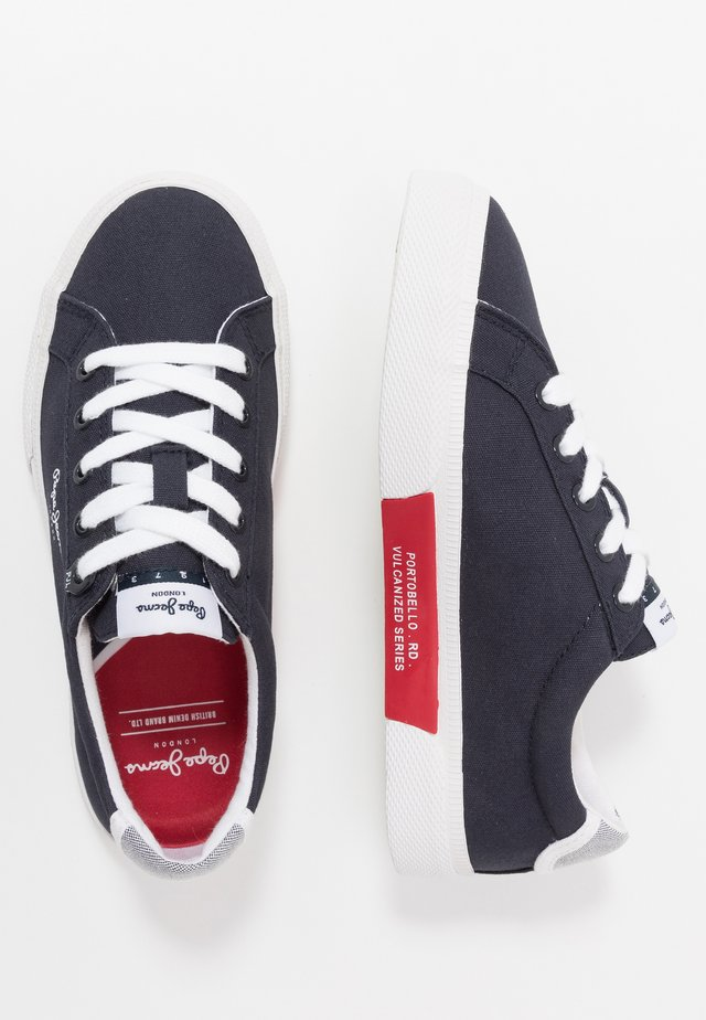 KENTON BASIC BOY - Zapatillas - navy