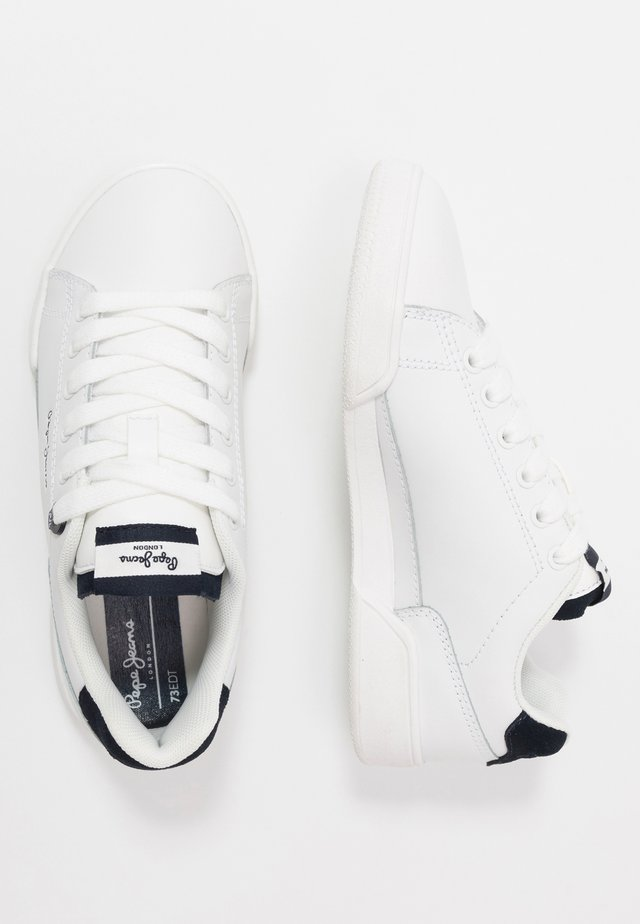 LAMBERT ACTION BOYS - Sneakers laag - white