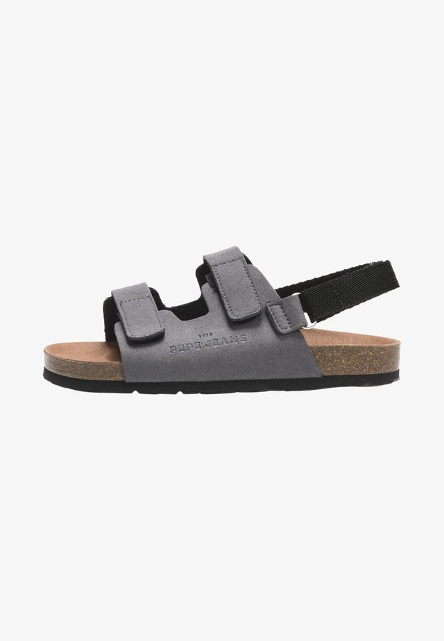 BOY - Walking sandals - grey
