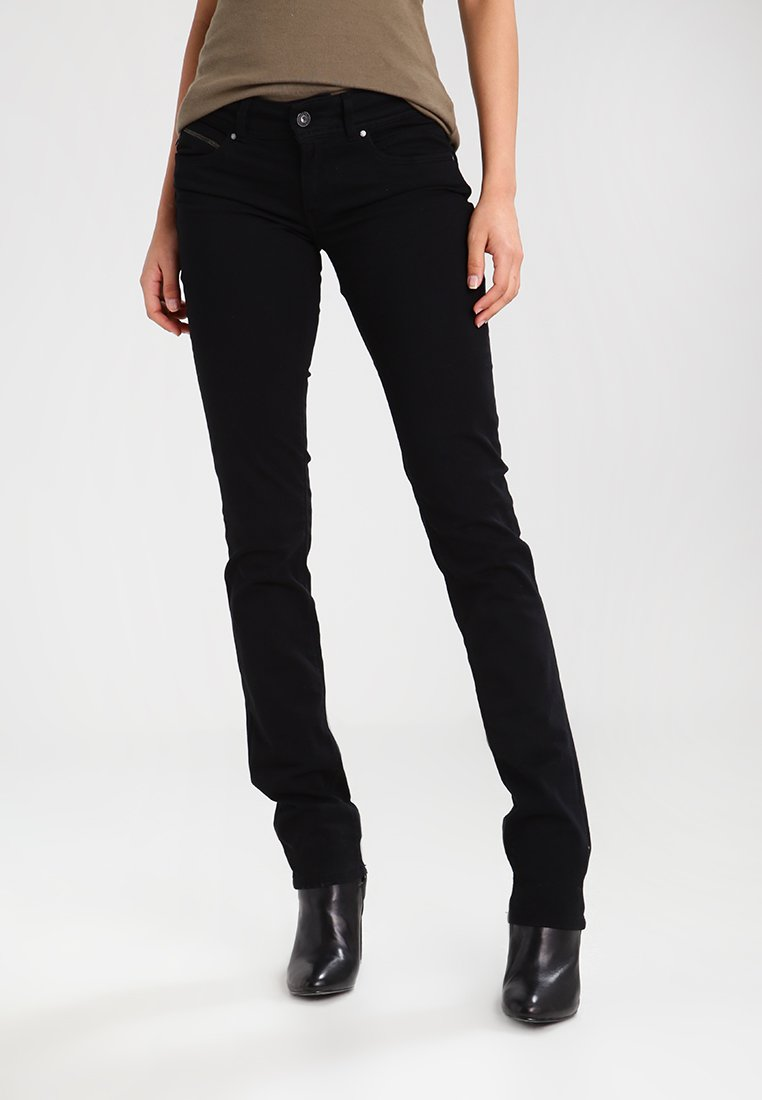 Pepe Jeans - NEW BROOKE - Jeans slim fit - black