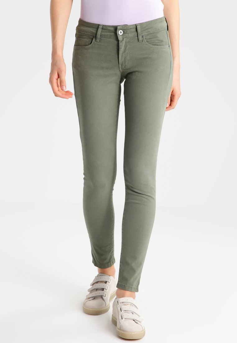 Pepe Jeans - SOHO - Jeans Skinny Fit - army