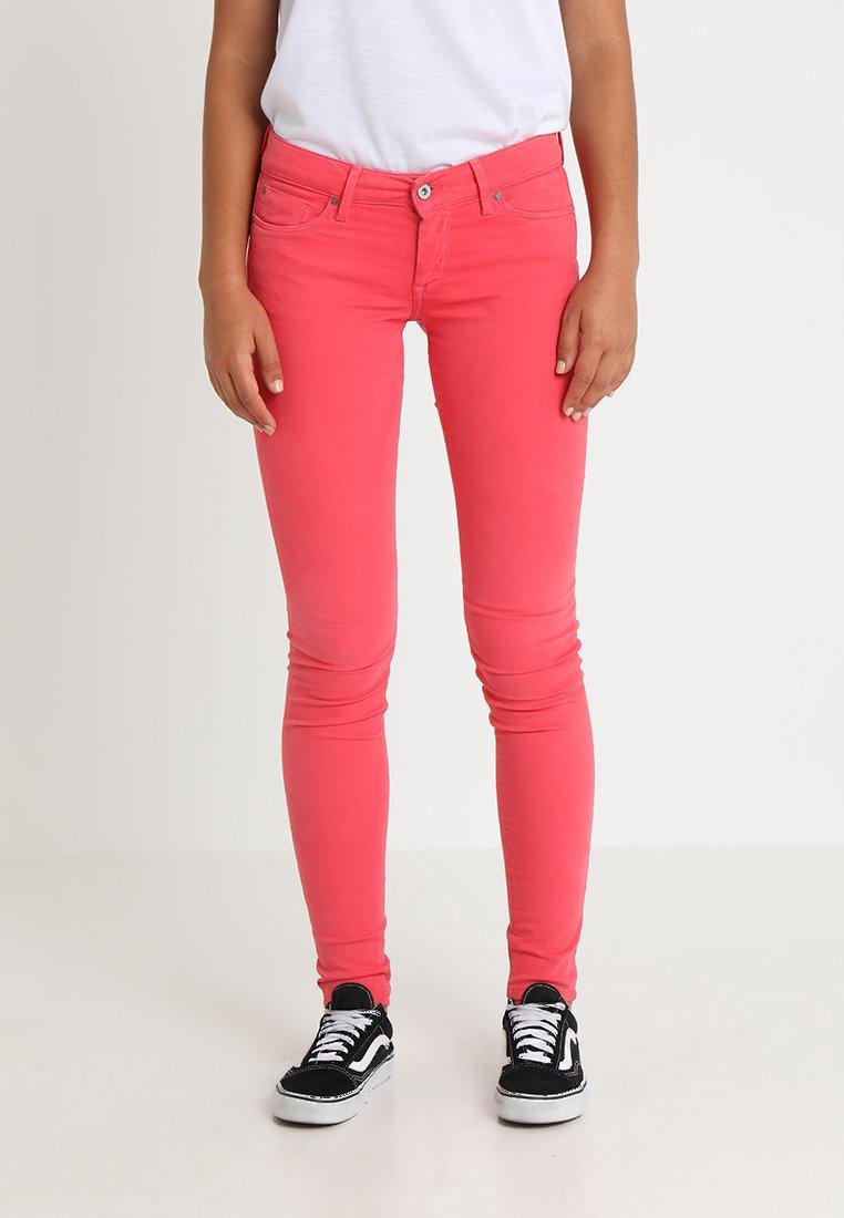 Pepe Jeans - SOHO - Trousers - redwood