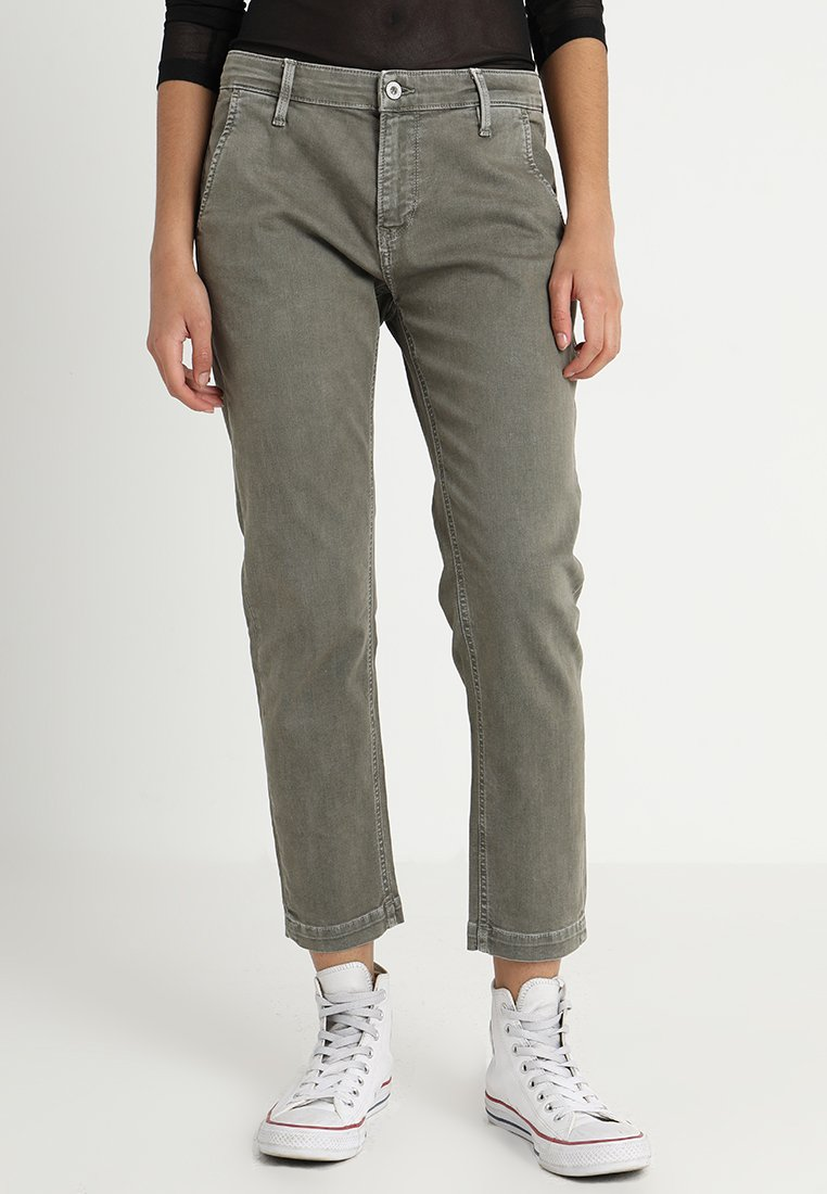 Pepe Jeans - MAURA - Chino - brown olive