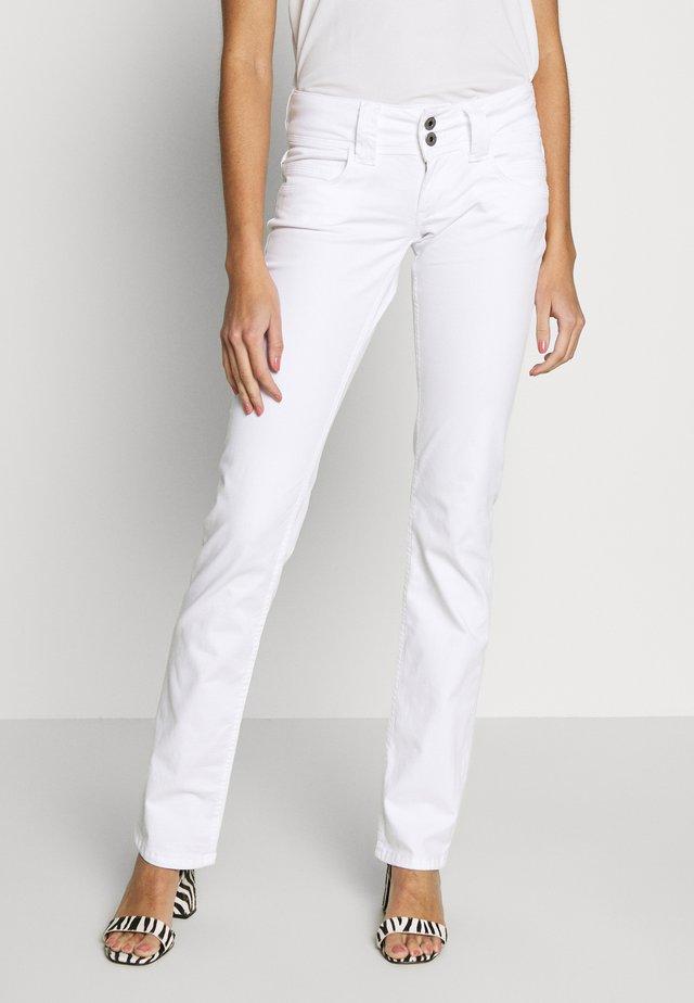 VENUS - Tygbyxor - white