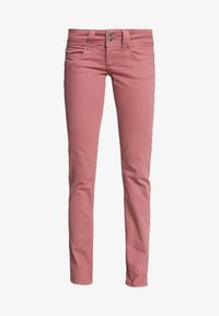 Pepe Jeans - VENUS - Trousers - washed pink - 4