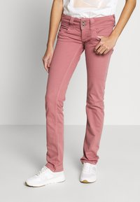Pepe Jeans - VENUS - Trousers - washed pink - 0