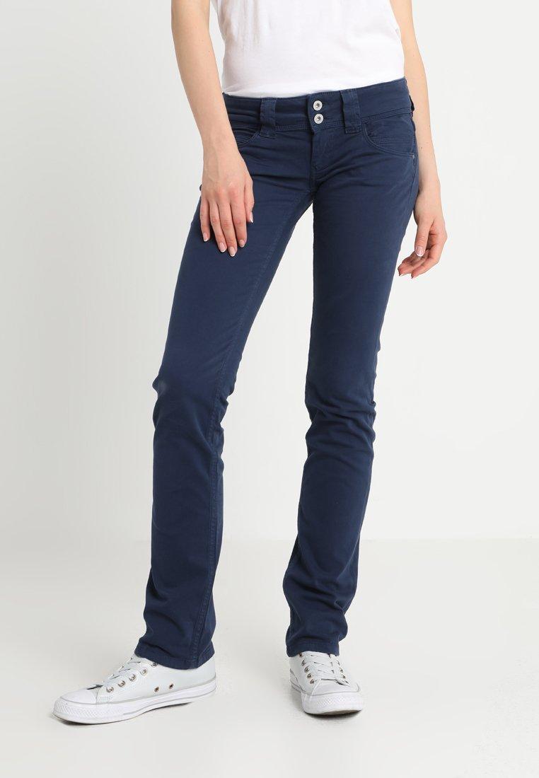 Pepe Jeans - VENUS - Stoffhose - ocean smu exclusives