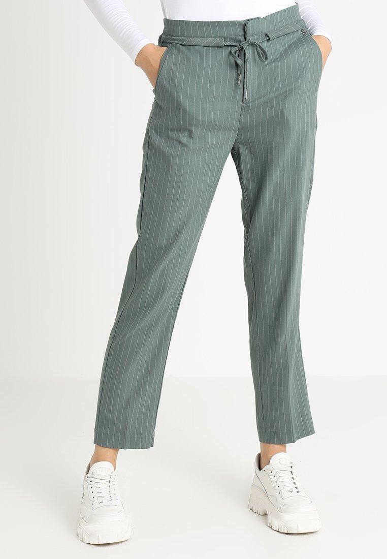 Pepe Jeans - AURELIE - Trousers - eclipse