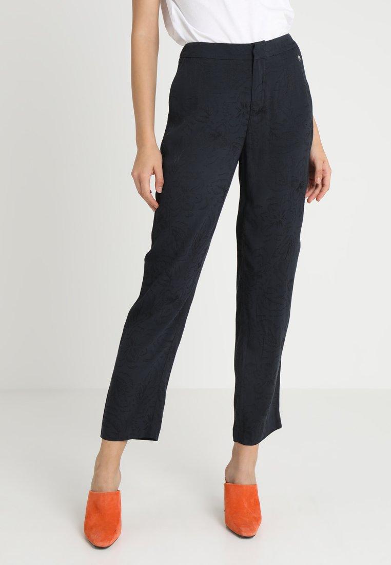 Pepe Jeans - IRIS - Trousers - deep sea