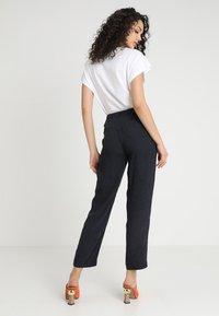 Pepe Jeans - IRIS - Trousers - deep sea - 2