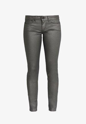 PIXIE ROCK - Jeans Skinny Fit - silver
