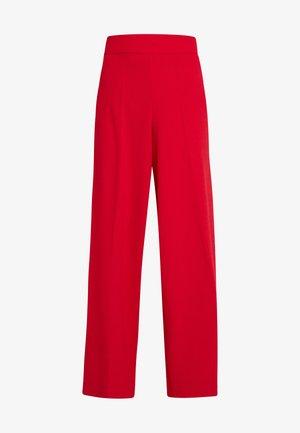 PAULINE - Pantalon classique - flame