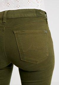 Pepe Jeans - SOHO - Skinny džíny - dark khaki - 5