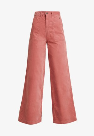 MAYA - Trousers - cloudy pink