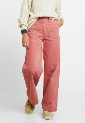 MAYA - Pantalon classique - cloudy pink