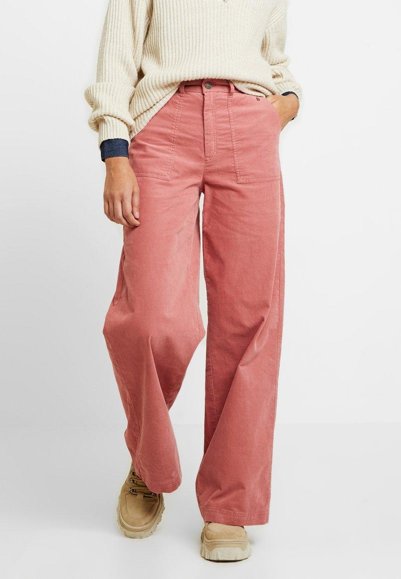Pepe Jeans - MAYA - Broek - cloudy pink