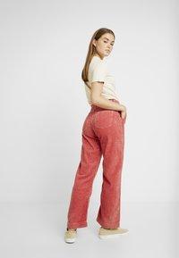 Pepe Jeans - IVORY - Broek - dark blush - 3