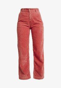 Pepe Jeans - IVORY - Broek - dark blush - 5