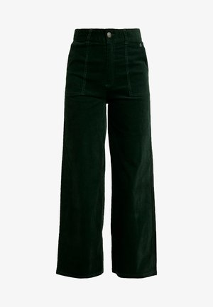 MAYA - Pantaloni - forest green