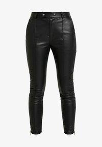 Pepe Jeans - SELMA - Tygbyxor - black - 4