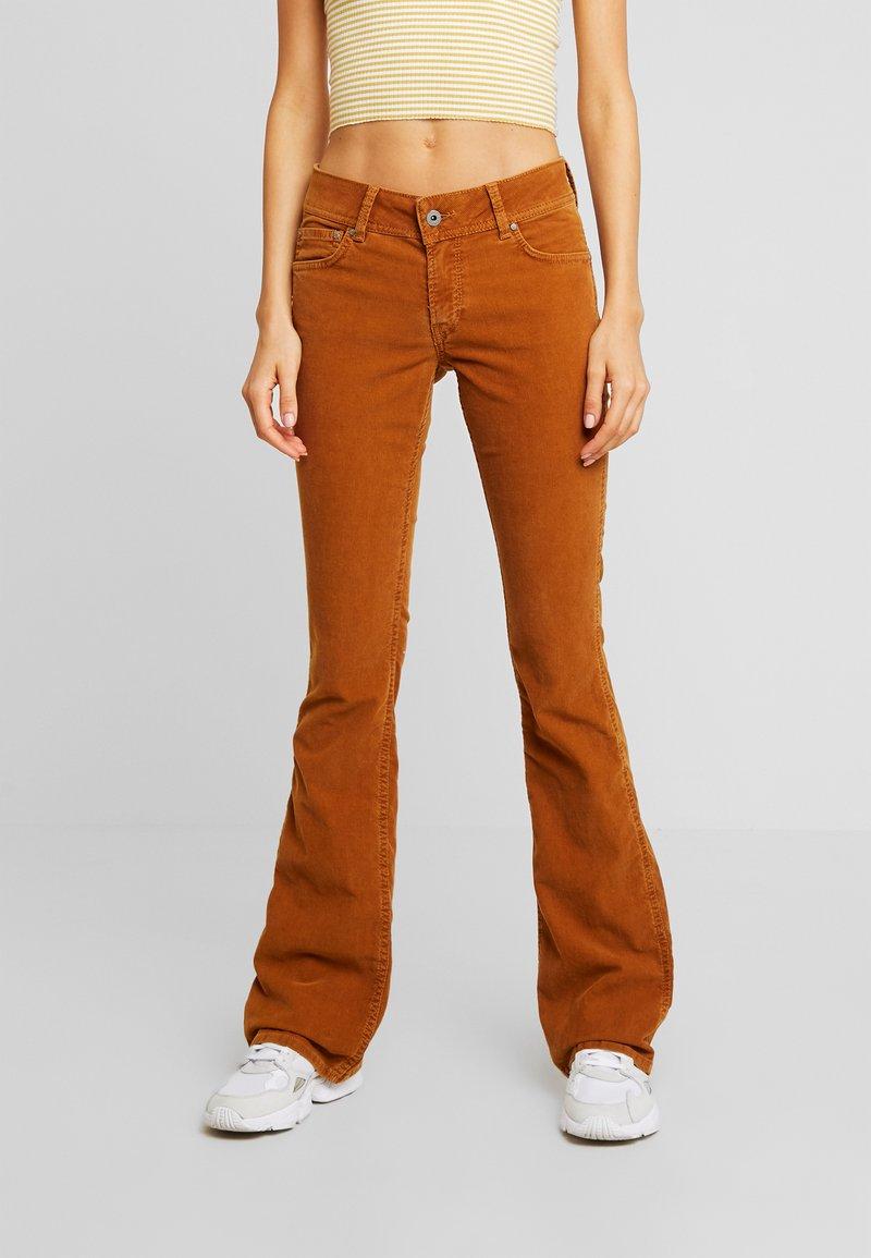 Pepe Jeans - NEW PIMLICO - Tygbyxor - golden ochre