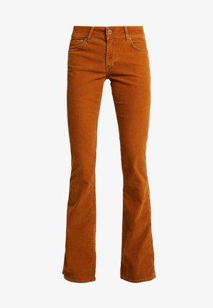 NEW PIMLICO - Trousers - golden ochre
