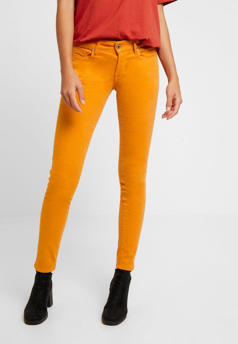 Pepe Jeans - SOHO - Tygbyxor - golden ochre