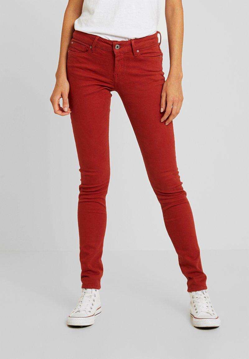 Pepe Jeans - SOHO - Tygbyxor - red u91