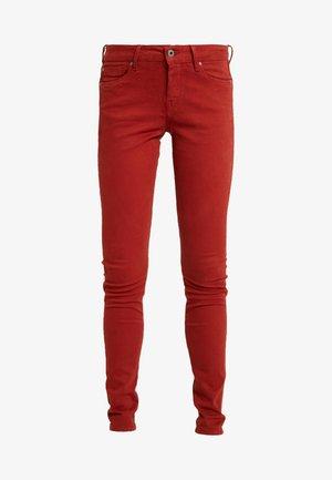 SOHO - Spodnie materiałowe - red u91