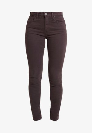 Trousers - stretch color