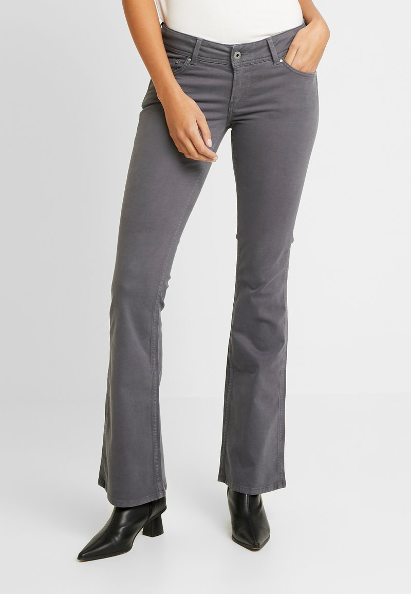 Pepe Jeans - NEW PIMLICO - Broek - deep grey