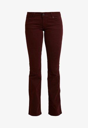 NEW PIMLICO - Pantalon classique - bordeaux