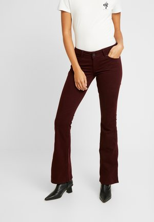 NEW PIMLICO - Trousers - bordeaux