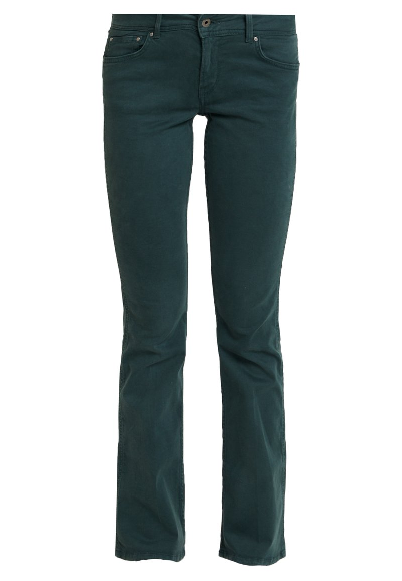 Pepe Jeans - NEW PIMLICO - Trousers - dark green