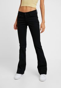 Pepe Jeans - NEW PIMLICO - Broek - black - 0