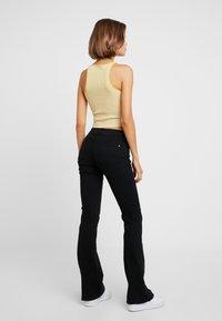 Pepe Jeans - NEW PIMLICO - Broek - black - 2