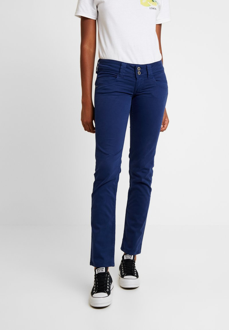 Pepe Jeans - VENUS - Tygbyxor - blue