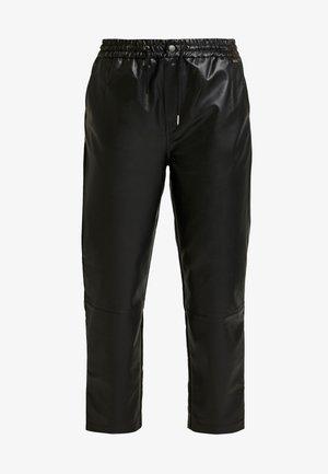 MOIRA - Kalhoty - black