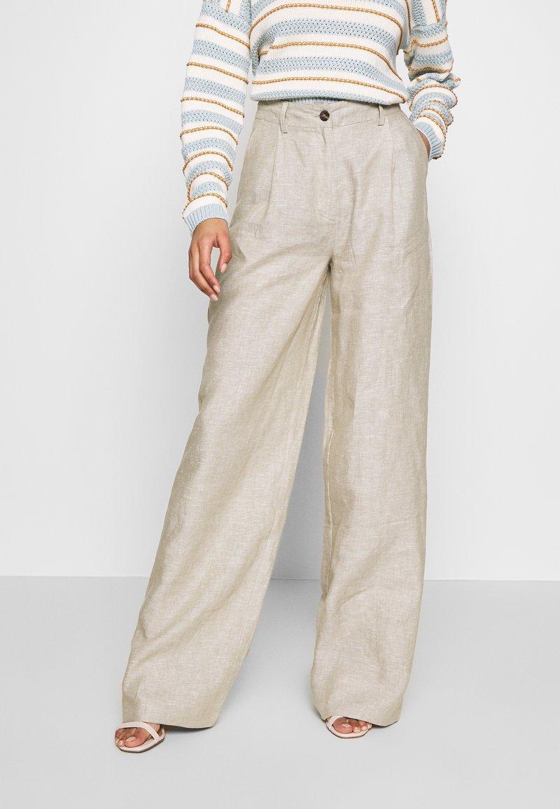 Pepe Jeans - DALI - Broek - thyme